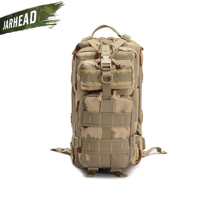 Upgrade! 35L Outdoor Military Tactical Molle Backpack Waterproof Men Women Camping Hiking Bag Trekking Rucksacks Striker Pack<br>