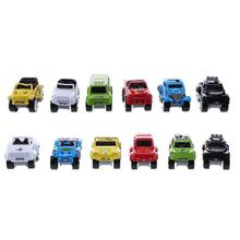 Buy 6pcs/Set Mini Simulation Alloy Vehicles Friction Car Model Set Kids Toys Children Gift Collection Educational Toy Metal Car for $6.84 in AliExpress store
