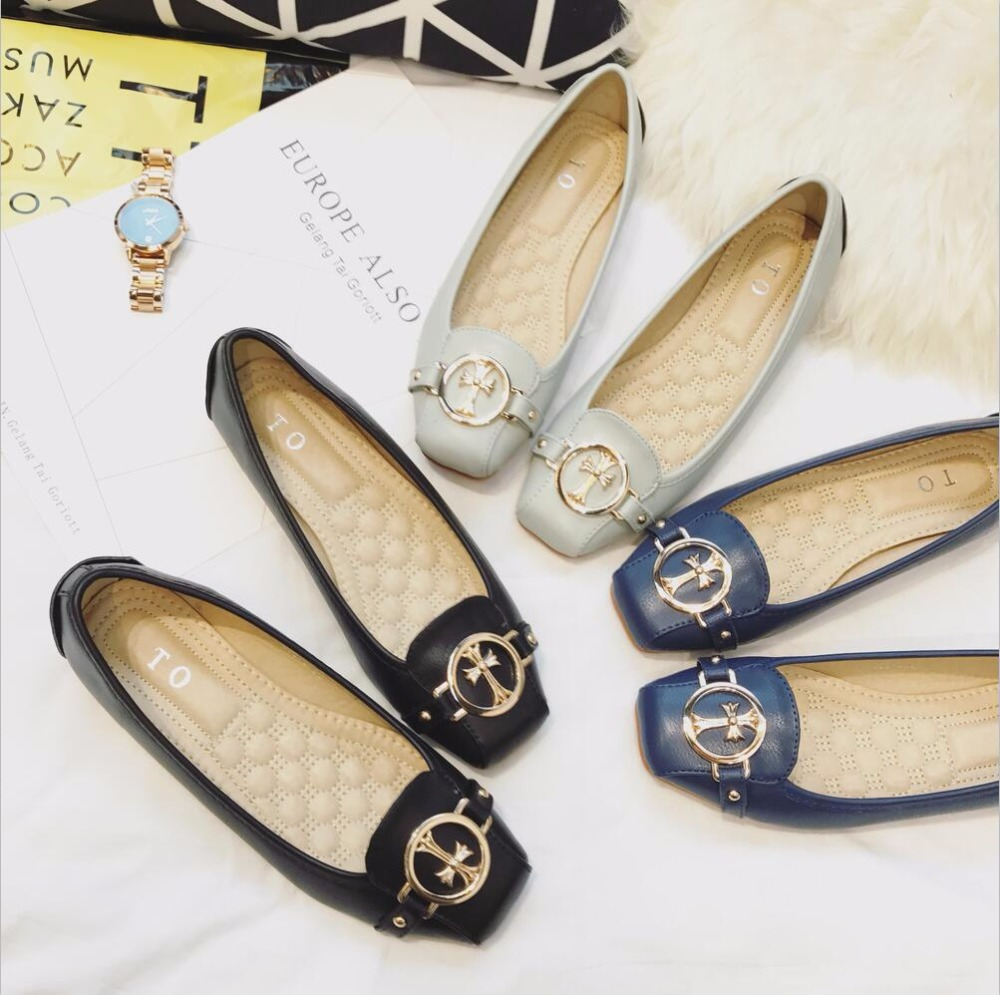 fashion  Womens shoes comfortable flat shoes New arrival flats  -906-8-  Flats shoes large size Women shoes<br><br>Aliexpress