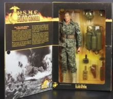 21st THE Ultimate Soldier WWII USMC FLAME GUNNER 1/6 Figure
