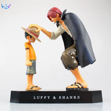 Recalling article Roux&Luffy Classic scene It is worth collecting  PVC Figure collect modelo toy AB12