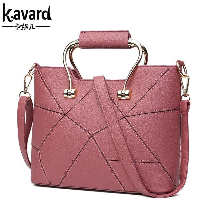 KAVARD small Patchwork Crossbody Bags For Women bag 2017 laides Handbag Famous Brand Threads Designer Bolsas Feminina sac a main<br><br>Aliexpress