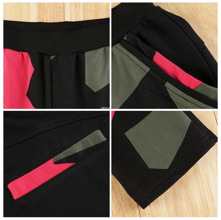 17 Women 2 Two Piece Set Camouflage Sporting Suit Femme Hoodies Sweatshirt Top And Pants Sweatsuit Set Casual Runway Tracksuit 13