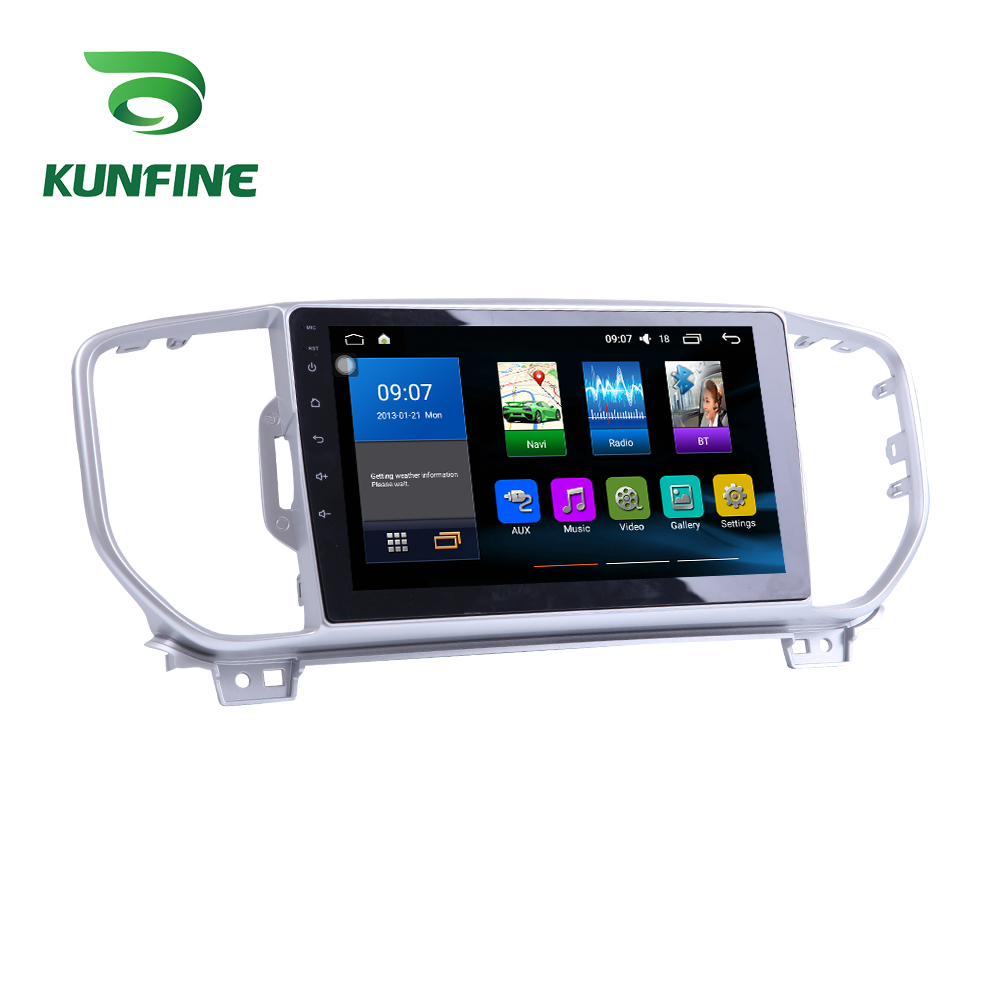 Android Car DVD GPS Navigation Multimedia Player Car Stereo For KIA KX5 Sportage 2016 Radio Headunit (8)