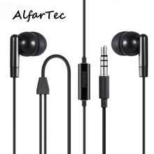 AlfarTec In-ear New Sport Fashional H1258 HIFI Super Bass Stereo With Microphone 3.5MM Earbuds For Apple Production PC Laptop(China)