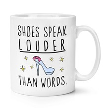 love shoes mugs beer cup coffee mug ceramic tea cups home decor novelty friend gift birthday gifts(China)