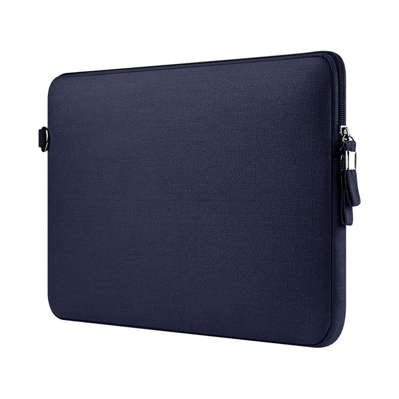 Dark Blue Liner Laptop Notebook Sleeve Bag Case Punch for Macbook Air/Pro/Retina 11.613.315.4 Simple PC Cover Waterproof<br><br>Aliexpress