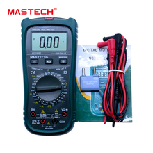 Buy MASTECH MS8260E Digital Multimeter LCR Meter AC DC Voltage Current Capacitance Inductance Tester Non-contact Voltage Test for $29.74 in AliExpress store