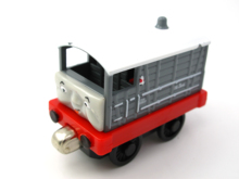Diecasts Vehicles Thomas TOAD T133D Thomas And Friends Magnetic Tomas Truck Car Locomotive Engine Railway Train Toys for Boys(China)