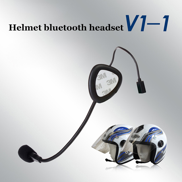 VNETPHONE Motorcycle Bluetooth Helmet Intercom Wireless Handsfree Call Interphone Riders Bikers Walkie Talkie Music Headphone
