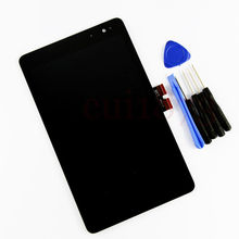 "Free shipping top quality Touch Screen Digitizer LCD Display Assembly For Dell Venue 8 Pro 8"" Tablet Windows 8.1 5468w Version"