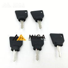 701/45501 JCB Keys for JCB Backhoe loader,5 pcs/set