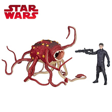 2018 Star Wars Toys The Force Aweakens Force Link Rathtar Bala Tik Darth Vader Set PVC Action Figures Collection Model Dolls Toy(China)
