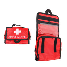 Safe Outdoor Wilderness Survival Car Travel First Aid Kit Camping Hiking Medical Emergency Treatment Pack Set(China)