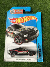 NEW Hot Wheels FORD MUSTANG GT CONCEPT Metal Diecast Cars Collection Kids Toys Vehicle For Children Juguetes Toy Gifts(China)