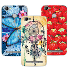 "Buy Floral Print Case Homtom HT50 Women Girl's Colorful Flowers TPU Cover Cases Homtom HT50 5.5"" Funda for $1.35 in AliExpress store"