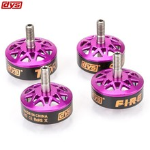 Original DYS Bell Pack for Fire For Storm Mars Thor FPV Racing Brushless Motor CW Screw Thread