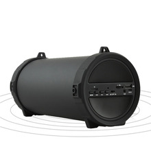 KAILUODA 89mm Big Bass Outdoor Bluetooth Speaker Wireless Sports Portable Subwoofer Bike Car music Speakers Radio FM Mp3 player