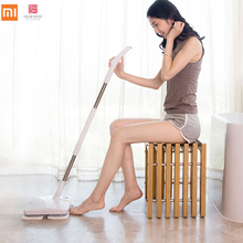 New arrival Xiaomi SWDK Wireless Handheld Electric Mop Wiper Floor Washers DC 12V 2000mAh Built in Battery Wiping Machine(China)