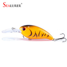 1Pcs 10cm 14g Big Wobbler Fishing lure minnow iscas artificiais para pesca bait carp crankbait jerkbait fishing tackle WQ37
