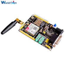 SIM800 GSM GPRS Module SIM900A Upgrade Board GPS Module Support 3.3 V / 5 V TTL For 51 STM32 Smart Electronics High Performance(China)