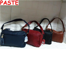 Factory direct sale!100%Genuine leather bags Super high quality Vintage Women messenger/Crossbody bag luxury Handbags sac a main
