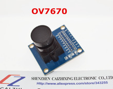 OV7670 camera module OV7670 moduleSupports VGA CIF auto exposure control display active size 640X480