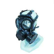 Military Police Gas Masks Against Toxic Gases and Particulate Aerosol from the influent air except carbon monoxide MF22(China)