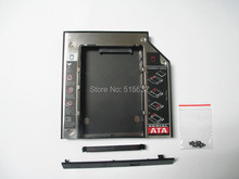 12.7mm 2nd SATA Hard Drive Caddy for Dell E5410 E5420 E5420m E5510 E5520 swap TS-L633J(China)