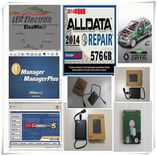 Alldata Auto Repair Software 10.53 All data +Mitchell on demand 2015+ ATSG +ElsaWin+Vivid workshop in 1tb hdd for all car &truck