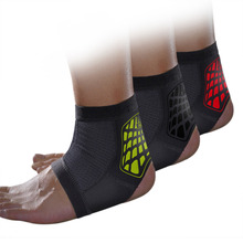 Ultralight Breathable Adjustable Sports ElasticNeoprene Ankle Support Sports Safety Gym Badminton Basketball ankle brace support