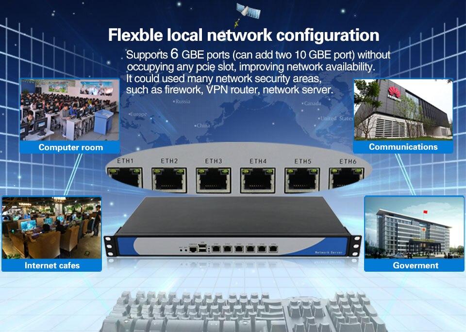 1U Rackmount Server 10