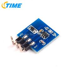 5PCS Touch Key Module Capacitive Switch Can be Set to Self-locking Jog Mode TTP223 DIY Kit  2.5-5.5V
