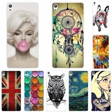 Cool Fashion Soft TPU Cover Cases For Sony Xperia E5 F3311 F3313 Soft Silicone TPU Back Cover Phone Case For Sony Xperia E5 E 5