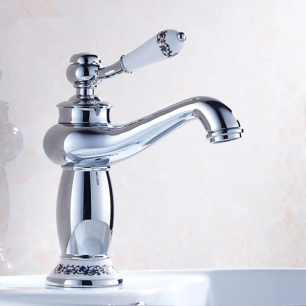 Free shipping 2016 new arrival modern fashion bathroom basin faucet mixer single handle basin faucet european bathroom tap,DG-8<br><br>Aliexpress