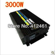 3000W Inverter Prices 24V to 110V Off Grid DC to AC PV Inverter+Pure Sinewave Inverters+Full power