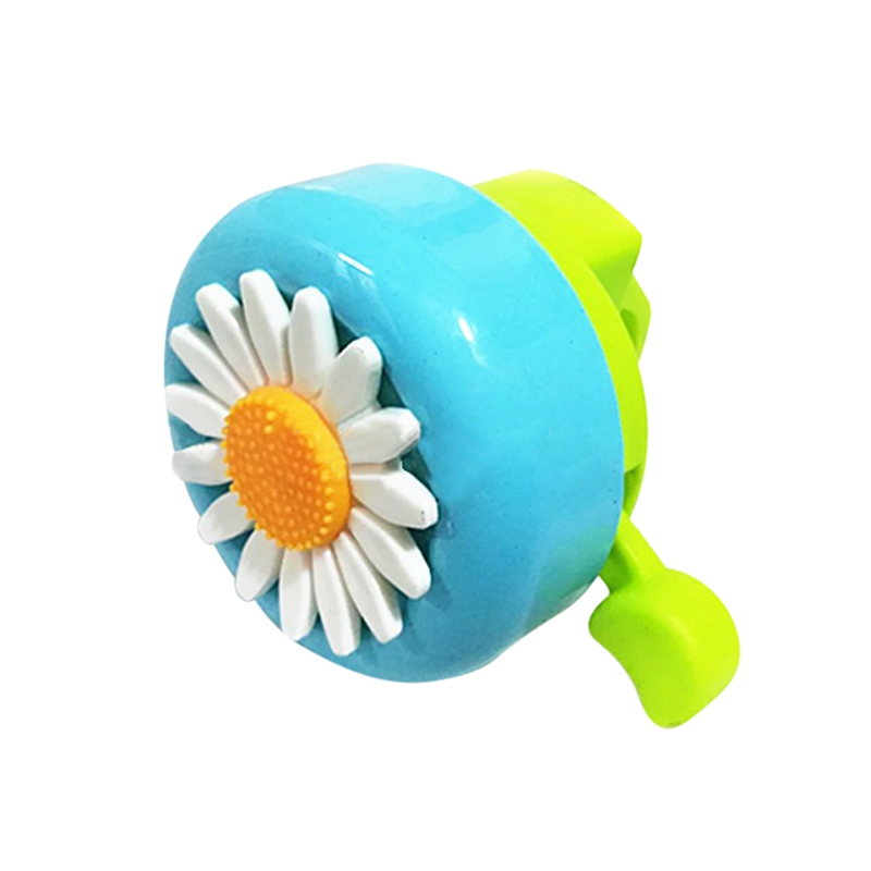 Flower Heart Love Bicycle Handlebar Bike Bell