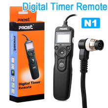 PROST Intervalometer Timer Remote Cord Shutter Release for Nikon MC-36 MC-30 D700 D300 D200 D3/D3X Fuji S3 S5 Camera Wholesale(China)