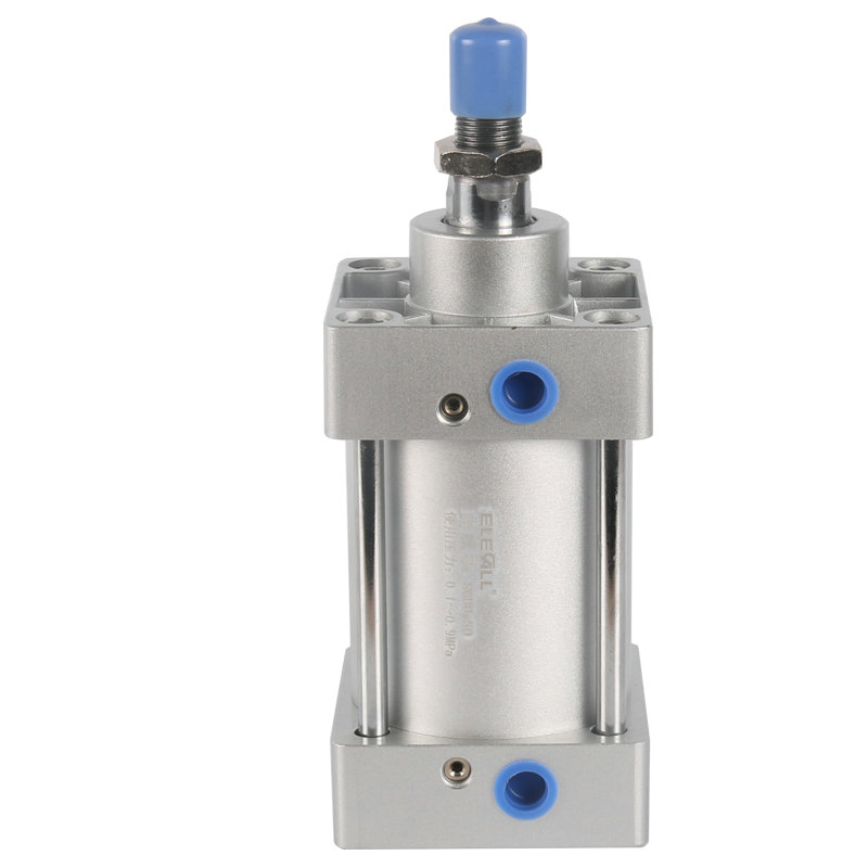 SC80*75 / 80mm Bore 75mm Stroke Compact Double Acting Pneumatic Air Cylinder<br>