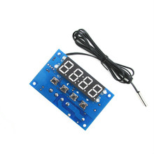 XH-W1304 -50-110 degree time frame temperature controller with 0.1 accuracy timing controller(China)