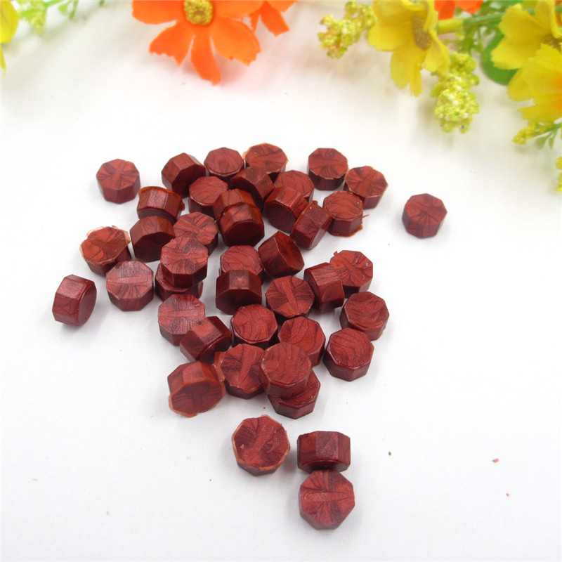 Sealing Wax granular wax Stamp Wax For Documents Sealing New Arrival Wine Red wax for wedding card envelop invitations<br><br>Aliexpress