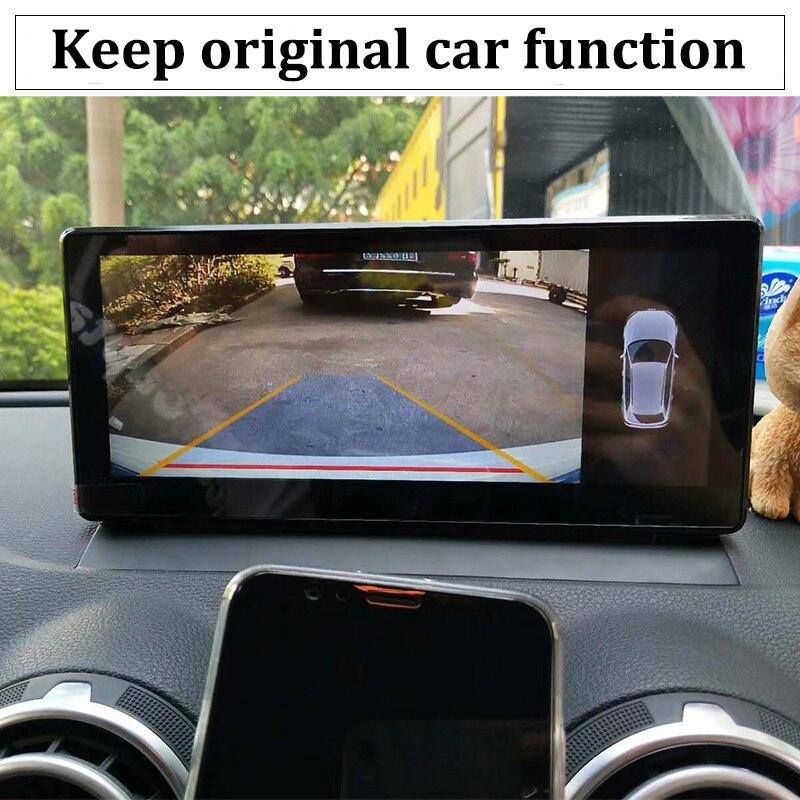 Liislee Car Multimedia Player NAVI 8.8 inch For Audi A3 8V 2013~2018 Riginal Car MMI Style Radio Stereo GPS Navigation (5)