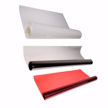 "20"" X10 FT Waterproof Roll Car Red Glass Window Film Tint 99% UV Rejection 60% Visible Light Transmittance For Office Home"