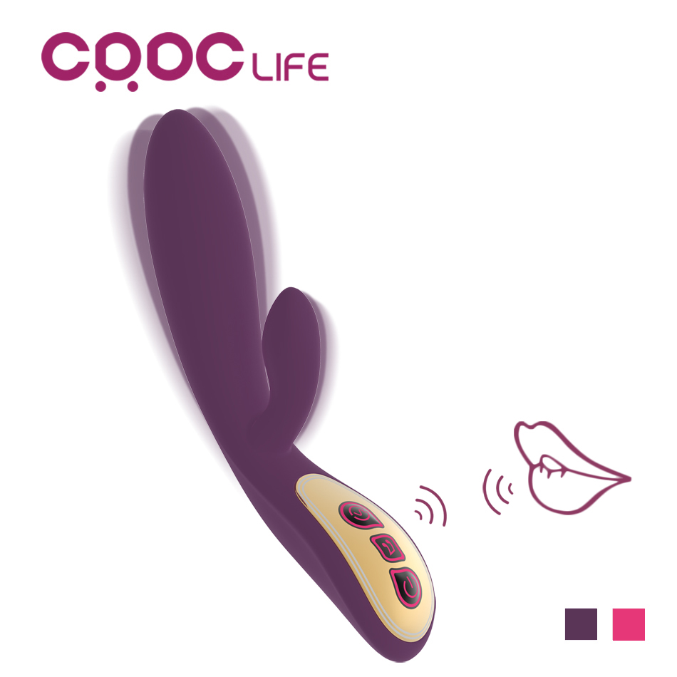 CRDC G Spot Vibrator With Voice Control+7 Super Motor Adult Sex Products for Women Clitoral Massager Erotic Sexy Toy for Couples<br><br>Aliexpress
