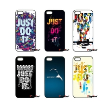 just do it Sports Quote Mobile Phone Case Cover For Sony Xperia X XA XZ M2 M4 M5 C3 C4 C5 T3 E4 E5 Z Z1 Z2 Z3 Z5 Compact(China)