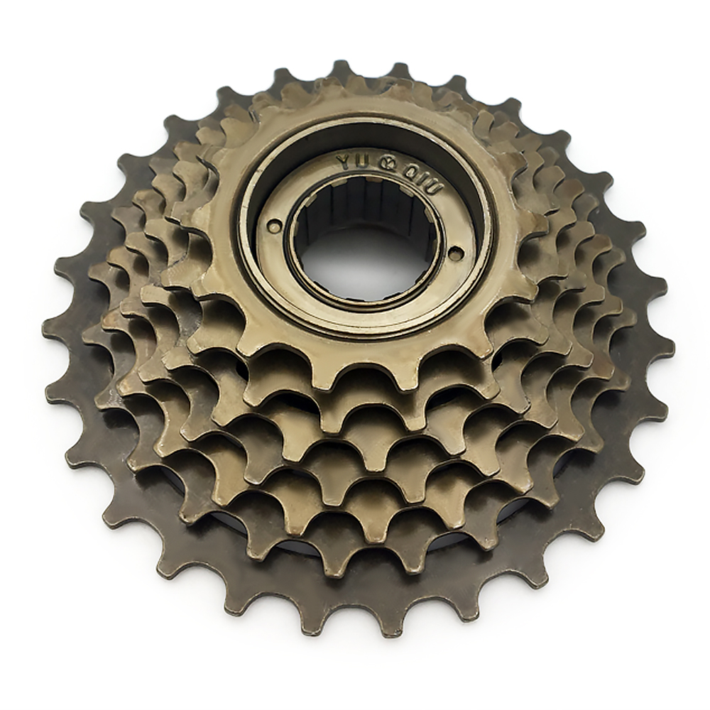 Cassettes, Freewheels & Cogs Shimano Mf-tz21 14-28 Teeth 7 Speed Freewheel Choice Materials Bicycle Components & Parts