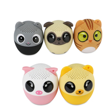Bluetooth Speaker Portable Small Wireless Outdoor Mini Cartoon Sound Box Bluetooth Stereo Speaker Subwoofer forPhone Andrews ios
