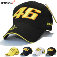 Star Signature rossi VR46 Baseball Hat Men Classic Motorcycle Racing fashion Hip hop Cap letter Printed Snapback Hats NQ934701(China)