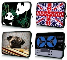 "Hot Design 12"" Laptop Soft Neoprene Sleeve Bag Case For Samsung Google 11.6"" Chromebook,11.6"" Acer Aspire One,Macbook Air(China)"
