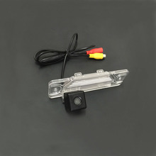 License Plate Light OEM / HD CCD Night Vision Car Rear View Backup Reverse Camera For Nissan Cefiro 1999~2003